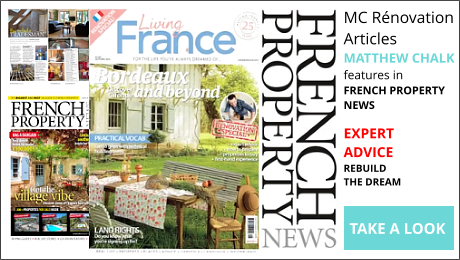 Mc Renovation Articles Matthew Chalk Features in FRENCH PROPERTY NEWS EXPERT BUILDING ADVICE Rebuild The Dream